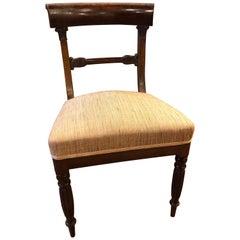 19th Century Regency Mahogany Chairs
