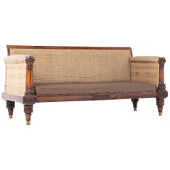 19th Century Regency Rosewood Sofa