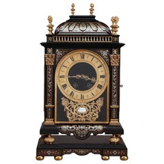 19th Century Religious Clock in Louis XIV Style