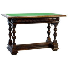 19th Century Renaissance Revival Carved Table