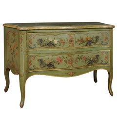 Rococo Commodes and Chests of Drawers
