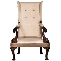 19th Century Rosewood Chair