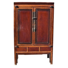19th Century Rosewood Chinese Scholar's Cabinet
