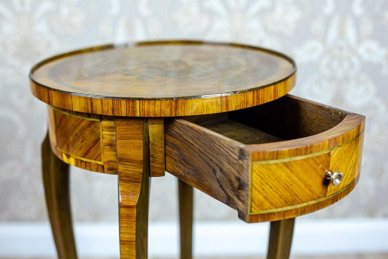 19th Century Rosewood End Table For Sale 1