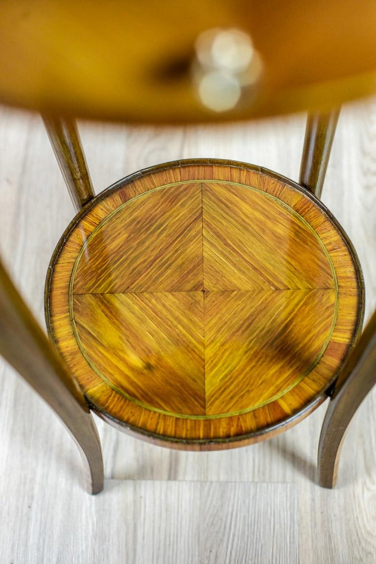 19th Century Rosewood End Table For Sale 3