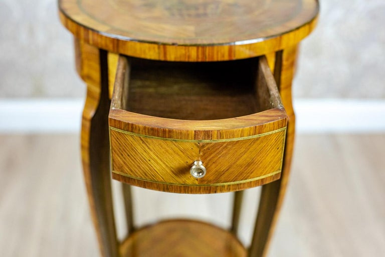 19th Century Rosewood End Table For Sale 4