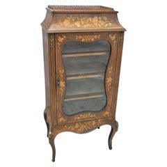 19th Century Rosewood Sheet Music Cabinet