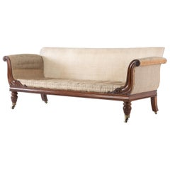 19th Century Rosewood Sofa