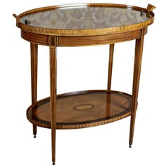 19th Century Rosewood Tea Table