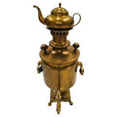 19th Century Russian Imperial Samovar