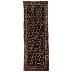 19th Century Russian Karabagh Handmade Wool Rug