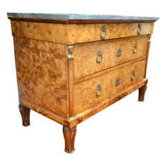 19th Century Russian or Swedish Empire Chest Commode