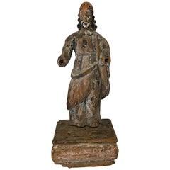 19th Century Santos Figure