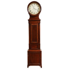19th Century Scottish, Tall Case Clock