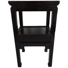 19th Century Small Chinese Altar Table