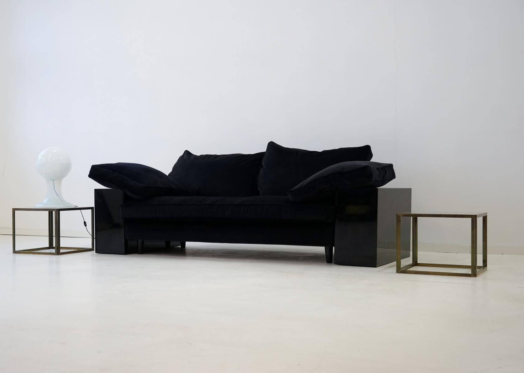 19th Century Sofa Lota By Eileen Gray Canapé Lounge Daybed For Sale 2
