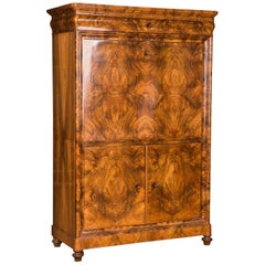 19th Century South German Biedermeier Secretaire, circa 1830