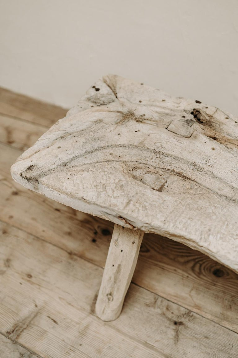 19th Century Spanish Bench For Sale 7