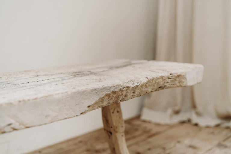 19th Century Spanish Bench For Sale 3