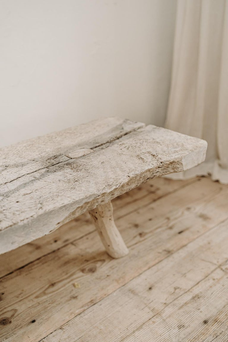 19th Century Spanish Bench For Sale 5
