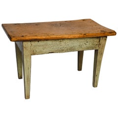 19th Century Spanish Low Table