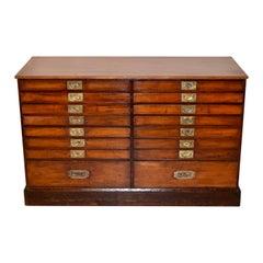 19th Century Specimen Cabinet