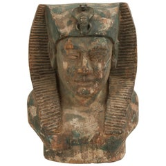 19th Century Sphinx Head