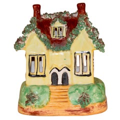19th Century Staffordshire Cottage