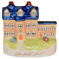 19th Century Stanfield Hall Staffordshire House