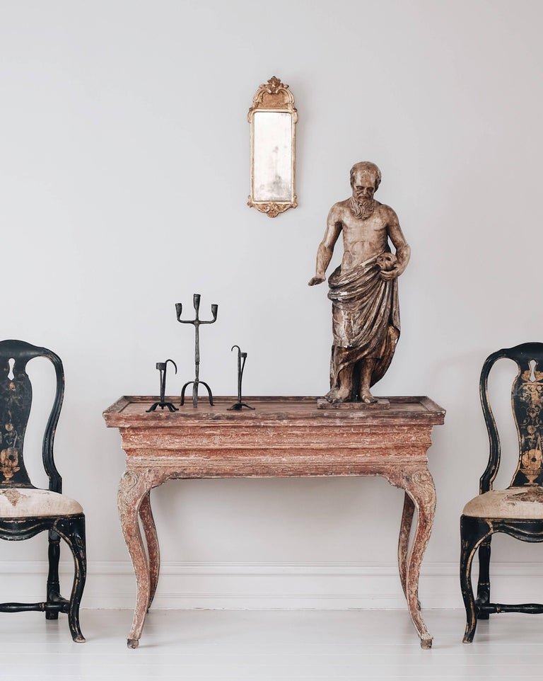 19th Century Statue of St Jerome For Sale 1