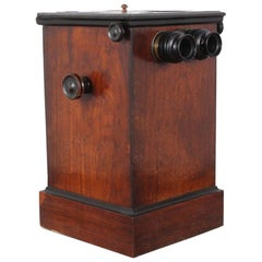 19th Century Stereoscope with Slides