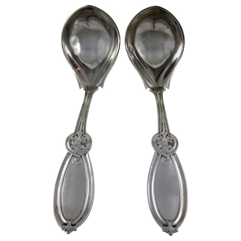 19th Century Sterling Silver Soup or Oyster Stew Ladle Ball Black & Co. New York For Sale