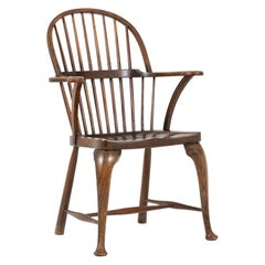 19th Century Stick Back Chair