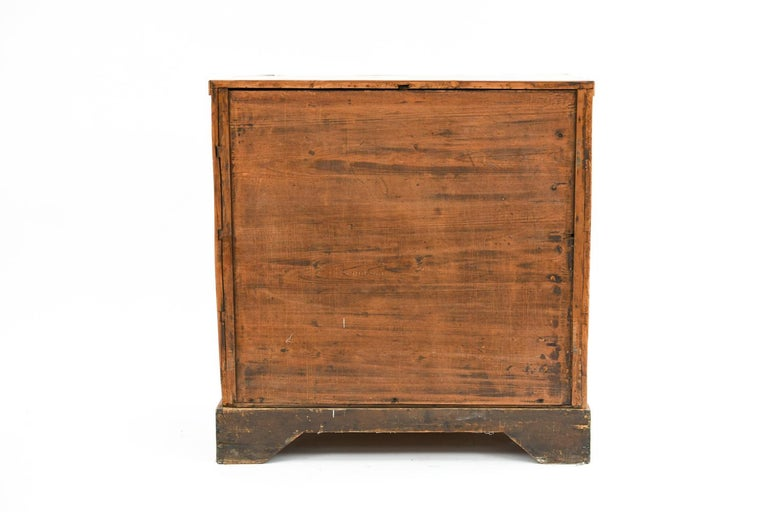 19th Century Swedish Birch Chest of Drawers For Sale 5