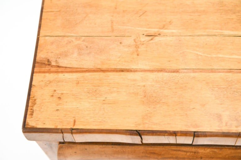 19th Century Swedish Birch Chest of Drawers In Good Condition For Sale In Norwalk, CT