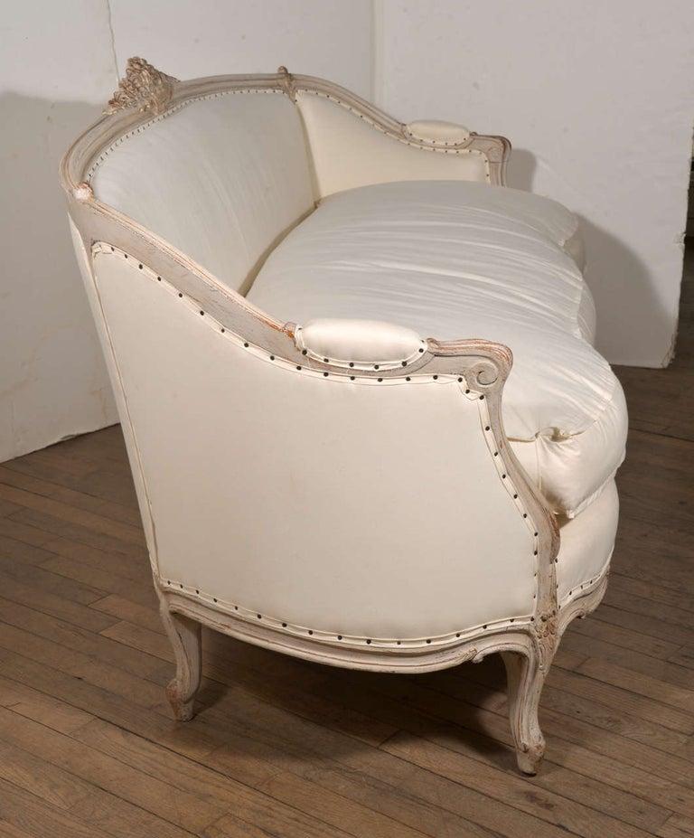 19th Century Swedish Canapé Sofa For Sale 2