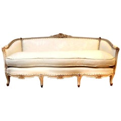 19th Century Swedish Canapé Sofa