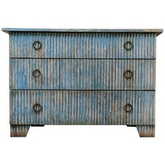 19th Century Swedish Chest of Drawers/Commode