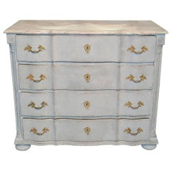 19th Century Swedish Commode