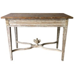 19th Century Swedish Console Table