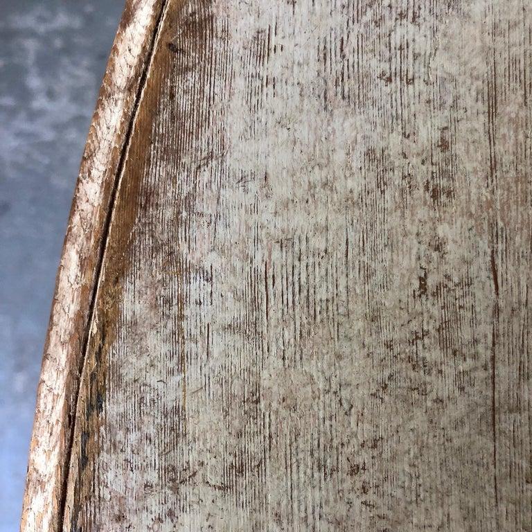 19. Jahrhundert Schwedischer Gustavianischer Ausziebarer Tisch 9