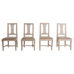 Gustavian Dining Room Chairs