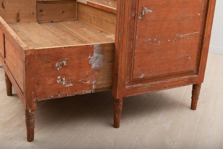 19th Century Swedish Gustavian Sofa For Sale 2