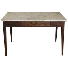 19th Century Swedish Gustavian Style Writing Desk