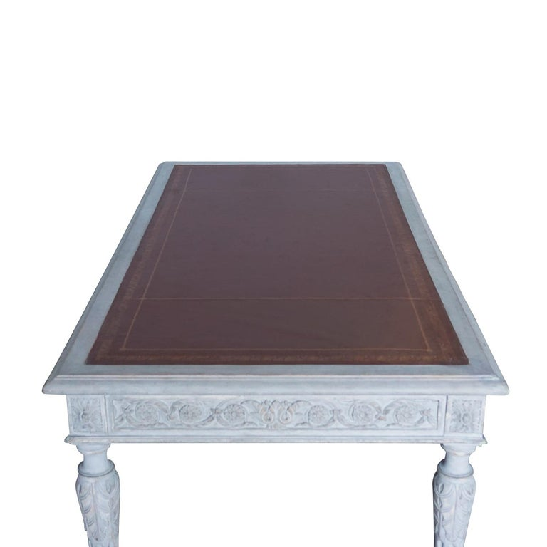 19th Century Swedish Gustavian Writing Desk In Good Condition For Sale In West Palm Beach, FL