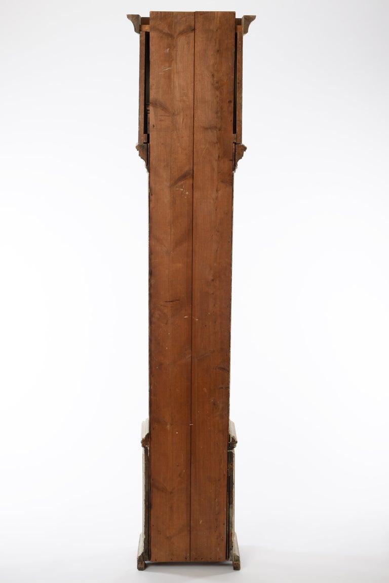 19th Century Swedish Longcase Clock 6