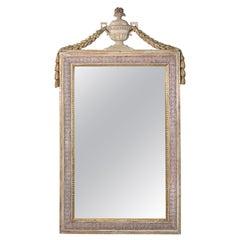 19th Century Swedish Neoclassical Mirror