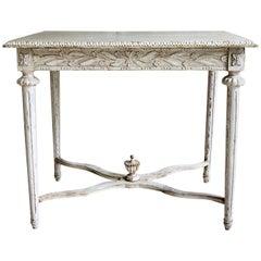 19th Century Swedish Side Table
