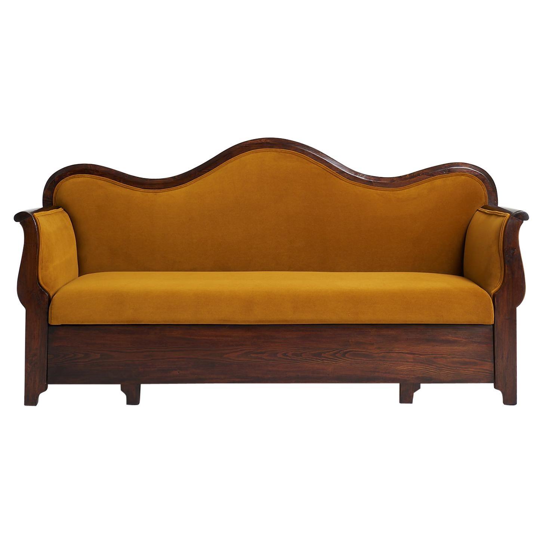 19th Century Swedish Sofa