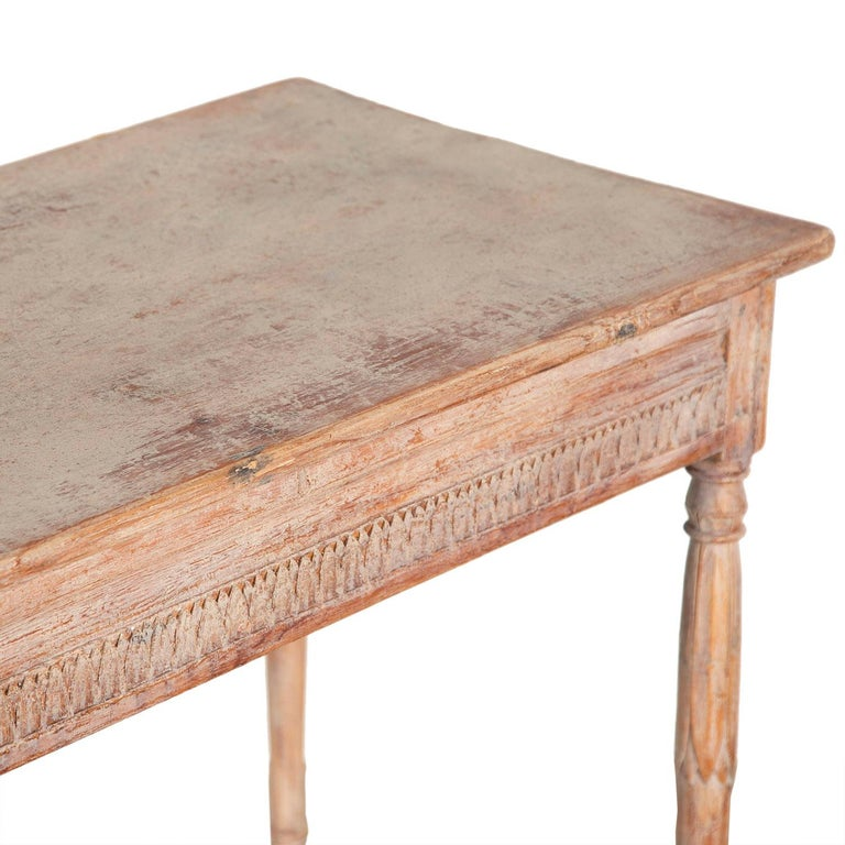 19th Century Swedish Table In Good Condition For Sale In Tetbury, Gloucestershire